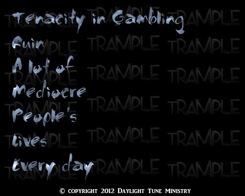 Trample