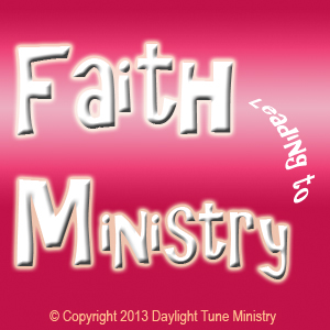 Faith leads to Ministry