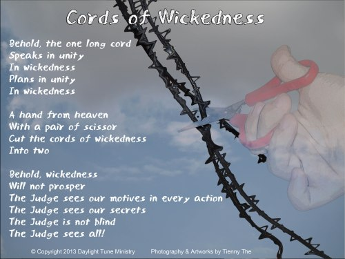 Cords of Wickedness