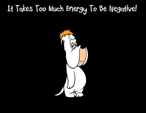 A negative attitude orlando espinosa Droopy_Dog