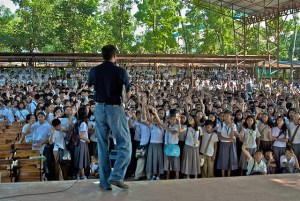 Phillippines Public School Preaching