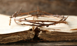 Crown of Thorns word book